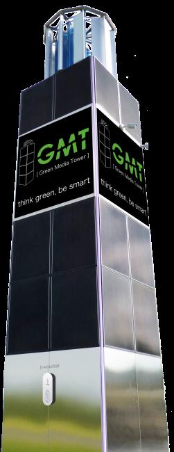 Green Media Tower 1